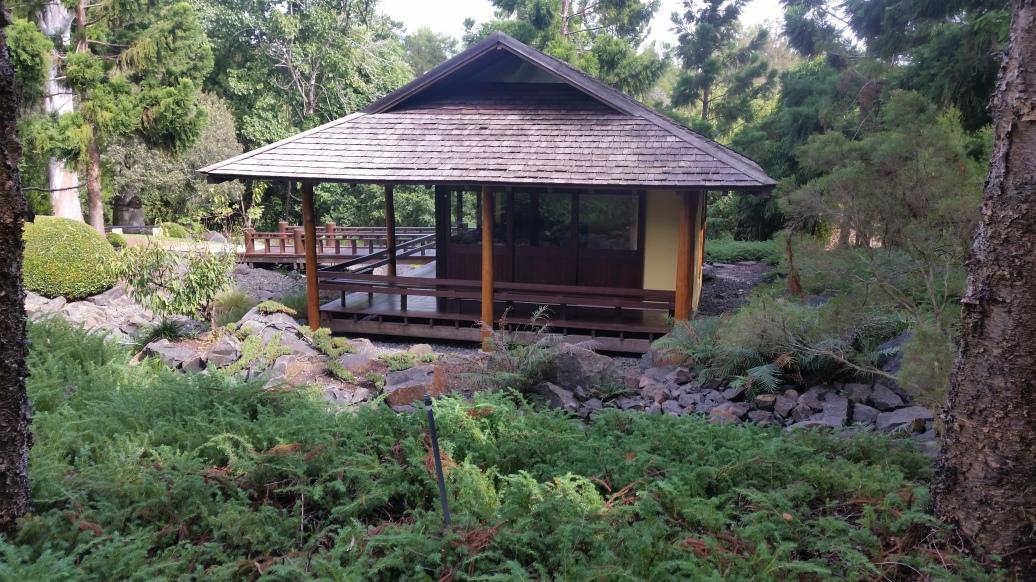 Tea House Nerima Gardens