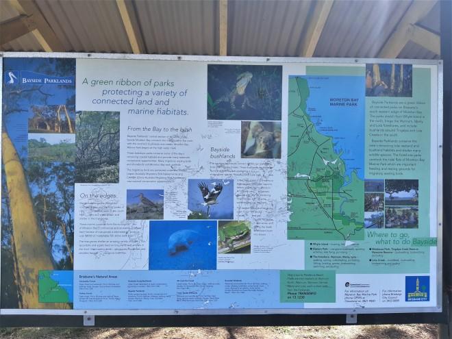 Bayside Parklands Map