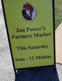 Jan Powers Farmers Market