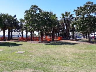 Playground and Parks
