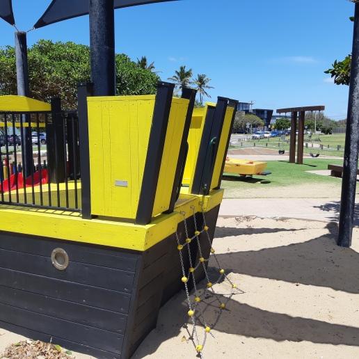 Playground Cleveland Point